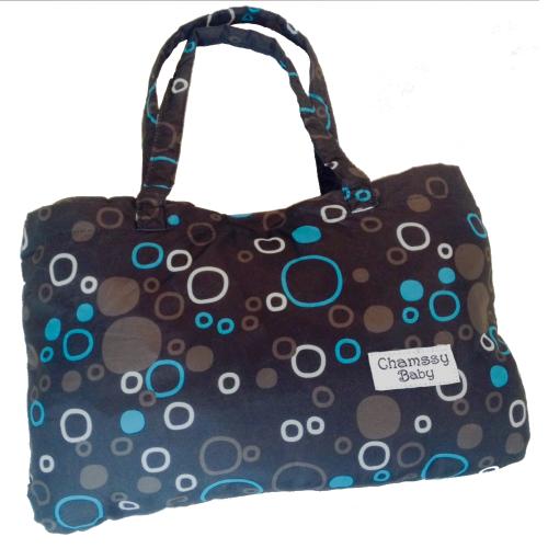 sac de rangement couverture chariot supermarché bébé
