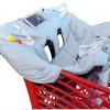 protège chariot de supermarché pour confort et sécurité bébé, Chariot Auchan
