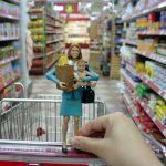 9 conseils pour faire les courses avec un bébé sereinement